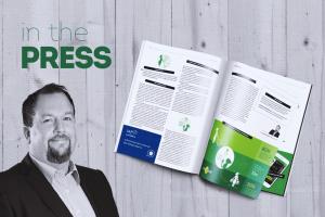 Beaconade in the press / SAPSA magazine