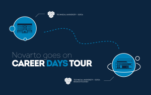 Novarto goes on Career Days tour