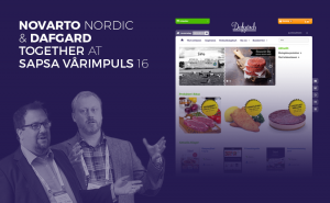 NOVARTO NORDIC AND DAFGARD TOGETHER AT SAPSA VÅRIMPULS 2016
