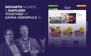 NOVARTO NORDIC AND DAFGARD TOGETHER AT SAPSA VÅRIMPULS 2016